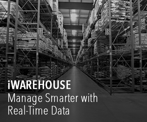 iWAREHOUSE fleet and warehouse optimization