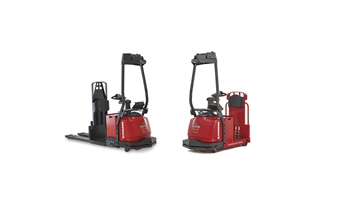 Raymond Courier Automated Lift Trucks, automated forklift, automatic forklifts