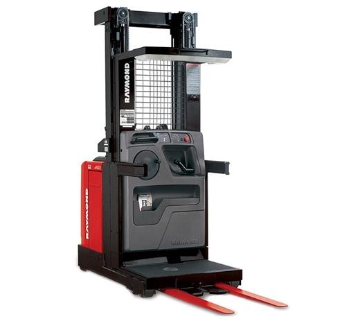 Clamp Forklift Controls : Raymond forklift trucks lift truck fleet and warehouse