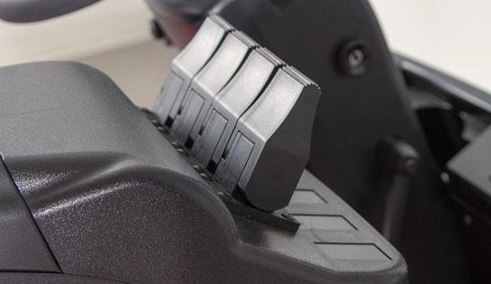 Sit Down Fork Lift Controls : Corporación raymond de méxico soluciones en montacargas
